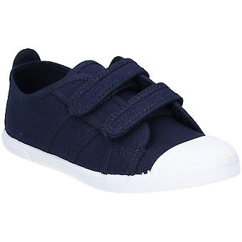 Flossy Girls Junior Sasha Touch Fastening Trainer Shoes