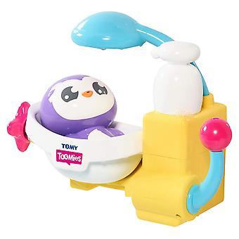 Tomy-Toomies Peryn ' s dusj & scrub boblebad leketøy