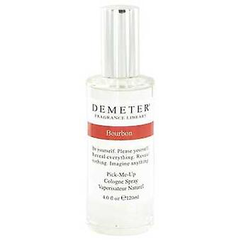 Demeter Bourbon by Demeter Cologne Spray 4 Oz (femmes) V728-426367