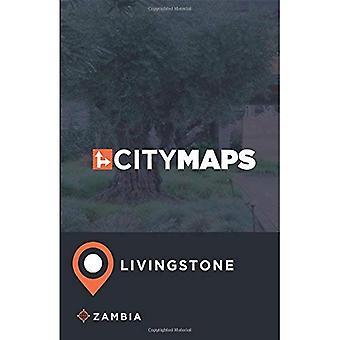 City Maps Livingstone Zambia