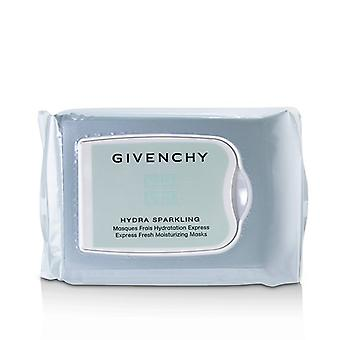 Givenchy Hydra mousserend Express verse hydraterende maskers-14sheets