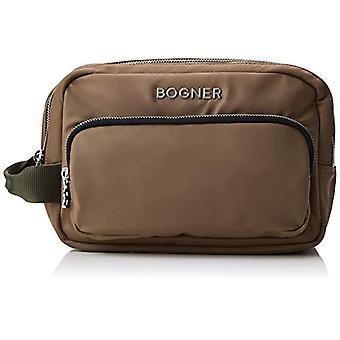 Bogner 4190000207 Brown Women's Organizer Bag (Khaki 603)) 11x17.5x26 cm (B x H x T)