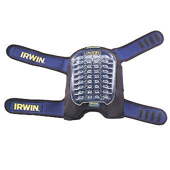 Irwin 10503830 professionele Gel Impact Resisitant kniestukken (Non-Marking)