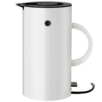 Stelton EM77  Wasserkocher 1,5 Liter weiß