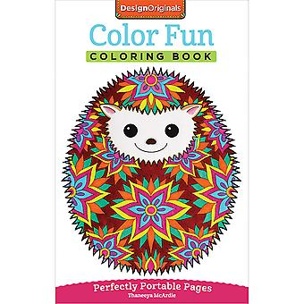 Design Originals-Color Fun Coloring Book DO-5569