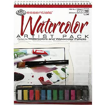 Essentials Artist Pack Watercolor Rd508