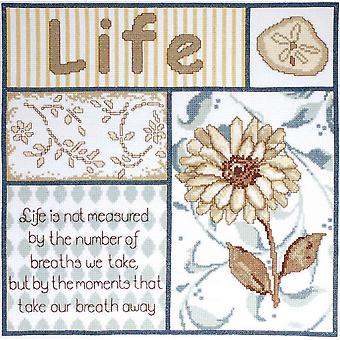Life's Moments Counted Cross Stitch Kit 12