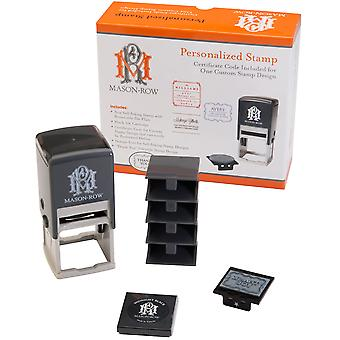 Personalized Stamp Box Set-Square MX-14637