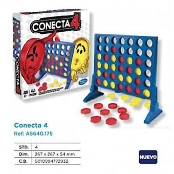 Parker Games Connect 4 (Kids , Toys , Table games , Memory games)