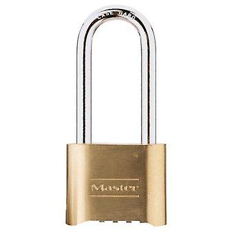 Masterlock Cand 51mm Combi Reset - 51mm High Arch