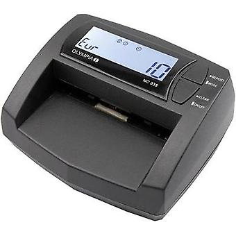 Counterfeit money detector, Cash counter Olympia NC 335