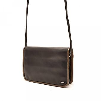Berba Learn ladies bag Soft 005-505-14 Black-Taupe