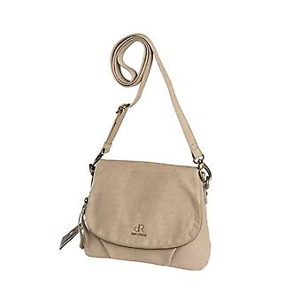 Dr Amsterdam Olive shoulder bag Beige