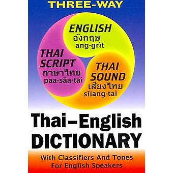 ThaiEnglish and EnglishThai ThreeWay Dictionary