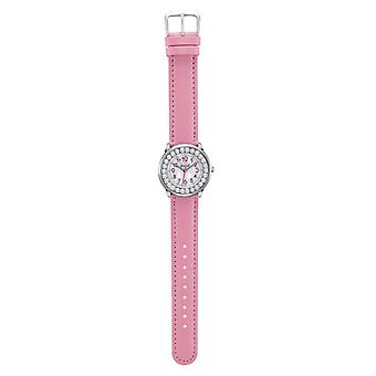 Scout child watch learning the bling-bling collection Rosa 280381009