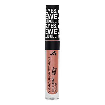 Manhattan High Shine Limited Edition Lip Gloss
