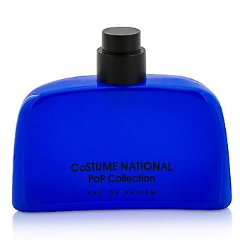 Costume National Pop Collection Eau De Parfum Spray - Blue Bottle (Unboxed) 50ml/1.7oz