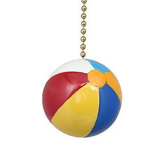 Fun in Sun Beach Ball Ceiling Fan or Light Pull