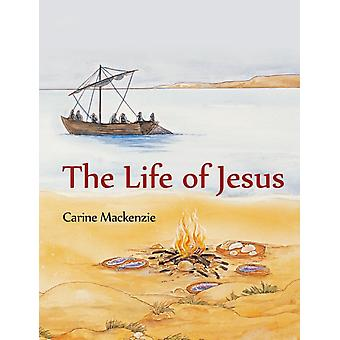 The Life of Jesus (Colour Books) (Paperback) by Mackenzie Carine