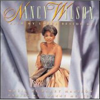 Nancy Wilson - mit My Lover neben mir [CD] USA import