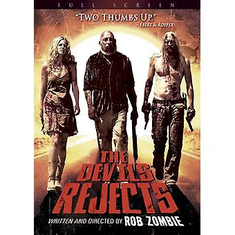 Devil's Rejects [DVD] USA import