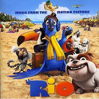 Various Artists - Rio [CD] USA import
