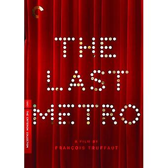 Last Metro [DVD] USA import