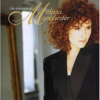 Melissa Manchester - Essence of Melissa Manchester [CD] USA import