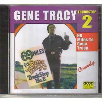 Genet Tracy - 69 Miles til genet Tracy [CD] USA import