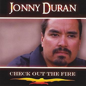 Jonny Duran - importación de Estados Unidos Compruebe hacia fuera el fuego [CD]
