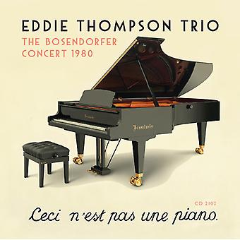 Eddie Thompson - Bosendorfer koncert 1980 [CD] USA import