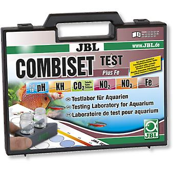 JBL COMBI TEST SET (Fish , Maintenance , pH & Other Substance Test Strips)