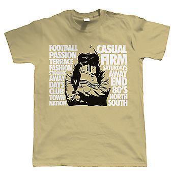Casual Culture, Mens Football T-Shirt
