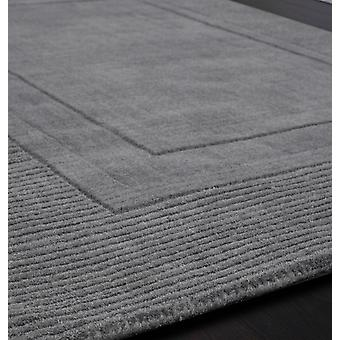 Arabelle Charcoal  Rectangle Rugs Plain/Nearly Plain Rugs