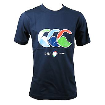 CCC RBS 6 Nations Printed Tee