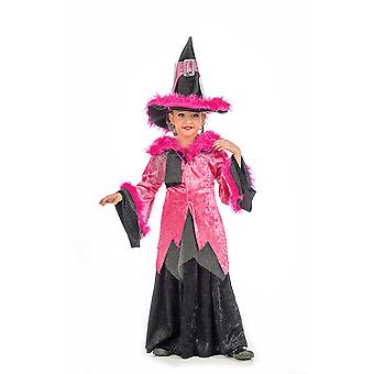Witch sorceress child costume