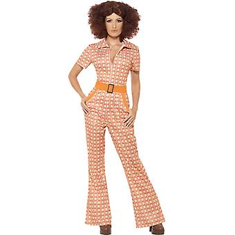 70 's Dancing Queen suit smarte bukser suit costume damer