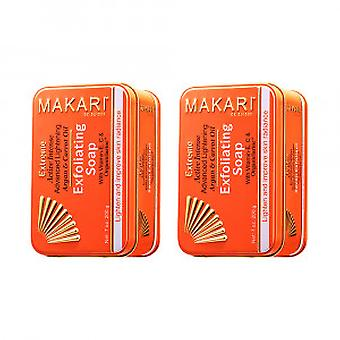 Makari Extreme Carrot & Argan Soap - 2 Bars