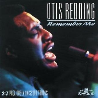 Otis Redding - Remember Me [CD] USA import