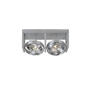 Lucide ZETT 2 Ring Ceiling Spot Light
