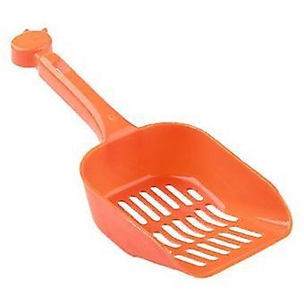 Boolavard® TM Cat Pet Litter Scooper Shovel (25 x 9cm, Assorted Colors)