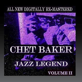 Chet Baker - Chet Baker - Volume 2 [CD] USA importerer