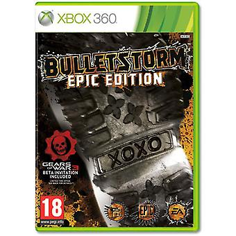 Bulletstorm Epic Edition (Xbox 360) (used)