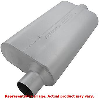 Flowmaster Performance Muffler - 50 Series Delta Flow 942551 2.50in Offset In /