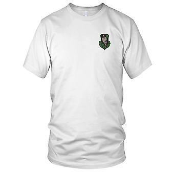 USAF Airforce - 33rd rescue Squadron CSAR Embroidered Patch - Mens T Shirt