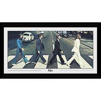 The Beatles Abbey Road Collector skriva ut 50x70cm