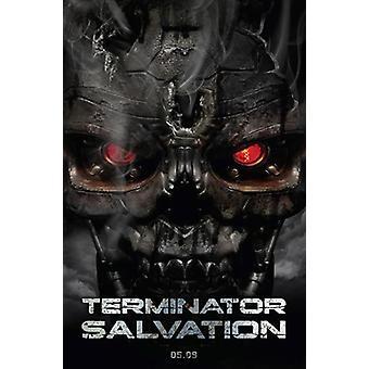 Terminator Salvation Movie Poster (11 x 17)