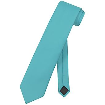 Vesuvio Napoli NeckTie Solid EXTRA LONG Men's Neck Tie