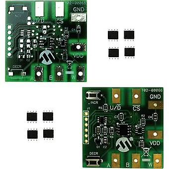 PCB design styret Microchip Technology MCP402XEV