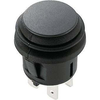 Pushbutton switch 250 V AC 6 A 2 x Off/On SCI R13-